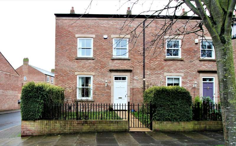 5 Bedrooms Town House for sale in Spring Gardens Court, North Shields