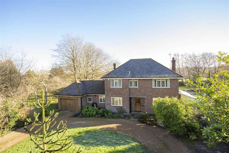 4 Bedrooms House for sale in Plaxdale Green Road, Stansted, Sevenoaks