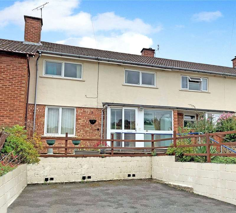 3 Bedrooms Terraced House for sale in 44 Llewellin Road, Kington, HR5 3AB