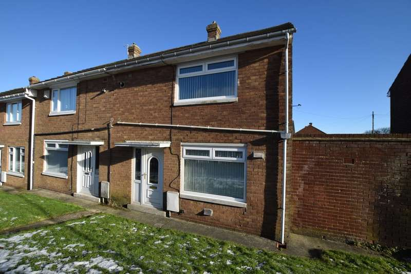 2 Bedrooms End Of Terrace House for rent in Greenfield Terrace, Annfield Plain, Stanley