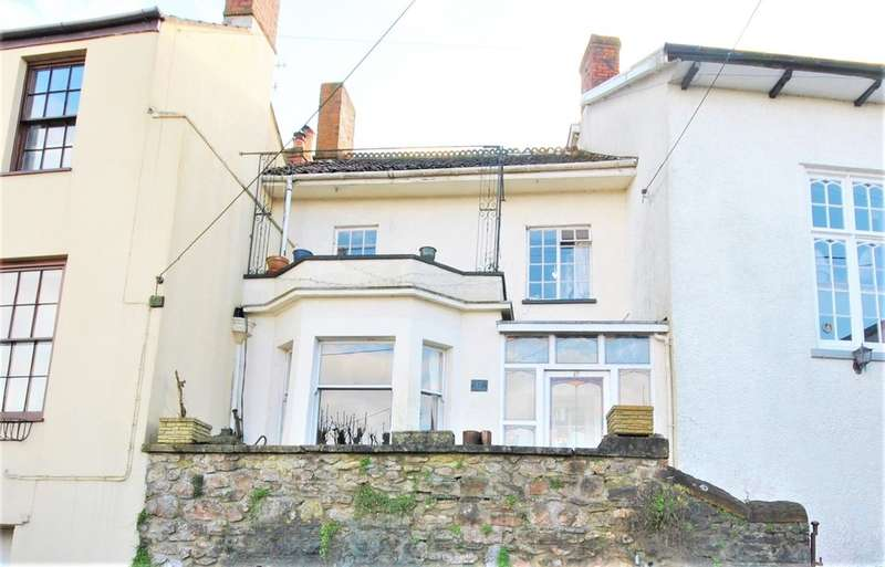 3 Bedrooms Terraced House for sale in High Street, Banwell