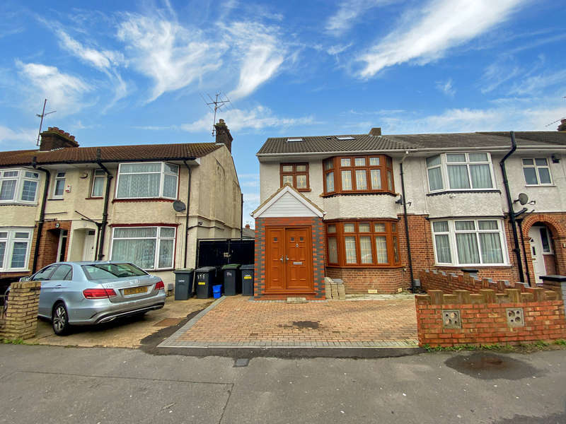 5 Bedrooms End Of Terrace House for sale in Alder Crescent, Luton