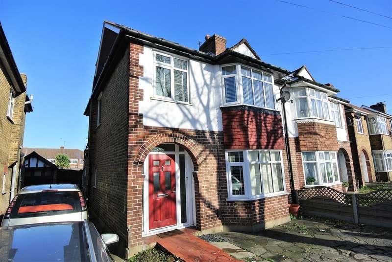 4 Bedrooms Semi Detached House for sale in Uxbridge Road, Feltham, TW13