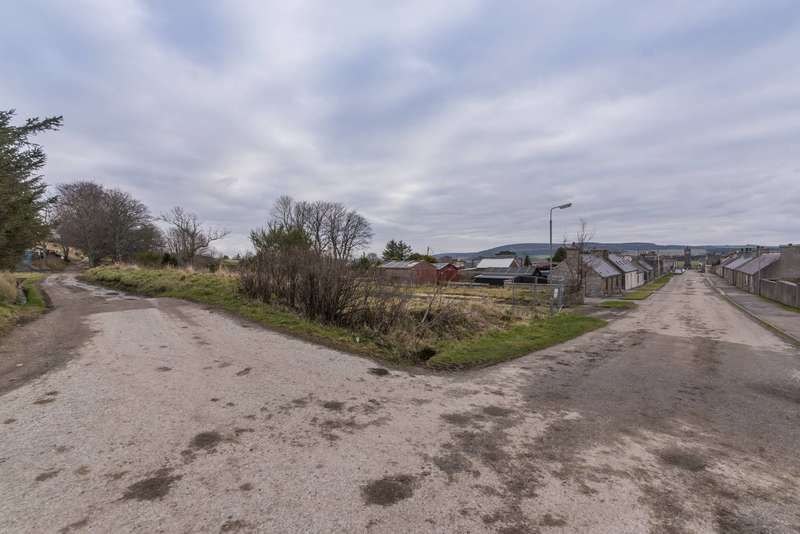 Land Commercial for sale in Hill Street, Newmill, Keith, Aberdeenshire, AB55 6TY