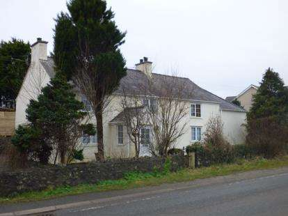 4 Bedrooms Land Commercial for sale in Capel Mawr, Llangristiolus, Bodorgan, Anglesey, LL62