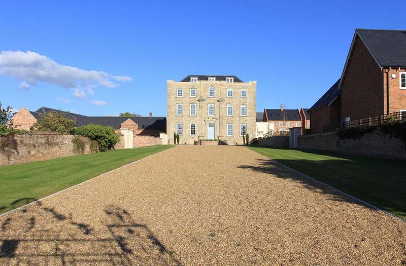 1 Bedroom Apartment Flat for sale in Church Hill, Scraptoft