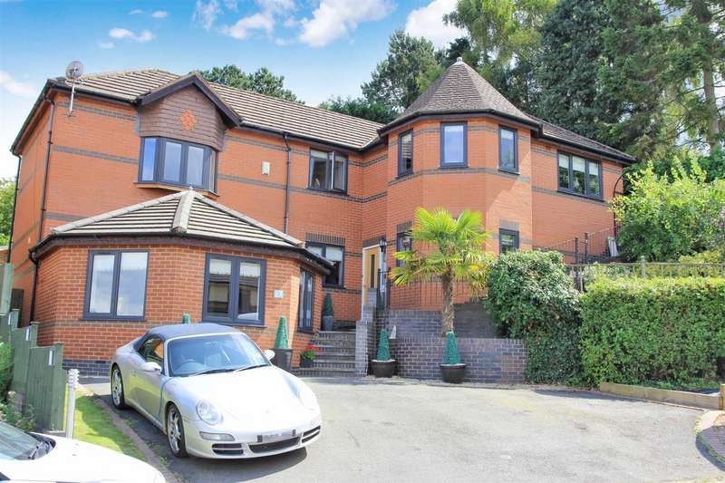 6 Bedrooms Detached House for sale in Ivatt Close, Thurnby