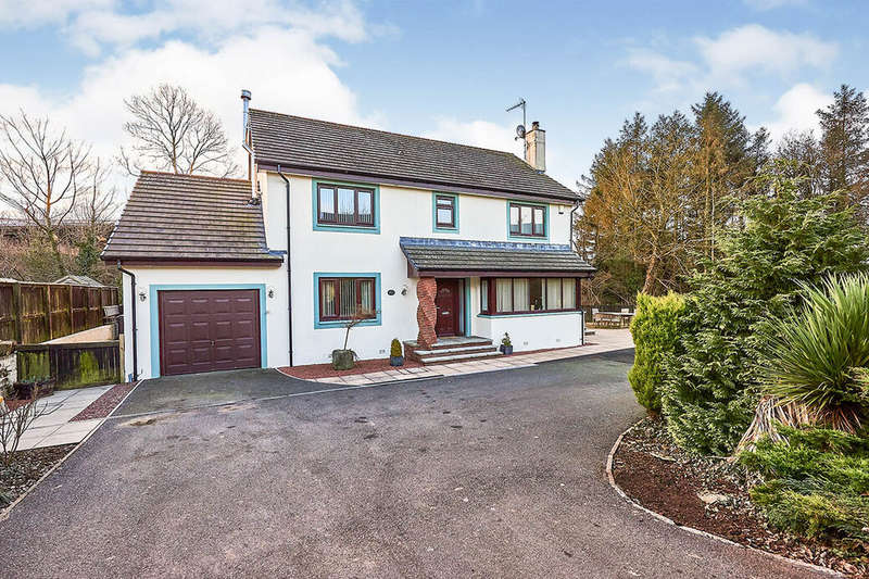 4 Bedrooms Detached House for sale in Mouswald, Dumfries, Dumfries and Galloway, DG1