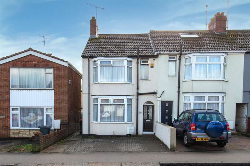 3 Bedrooms End Of Terrace House for sale in Luton Road, Dunstable