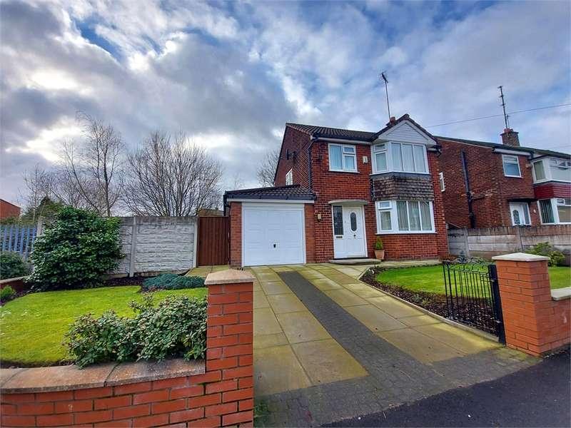 3 Bedrooms Detached House for sale in Clough Road, Middleton, Middleton