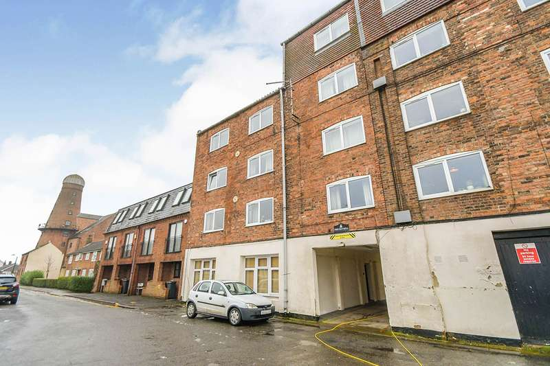 1 Bedroom Maisonette Flat for sale in The Old Mill, Princess Street, Lincoln, Lincolnshire, LN5