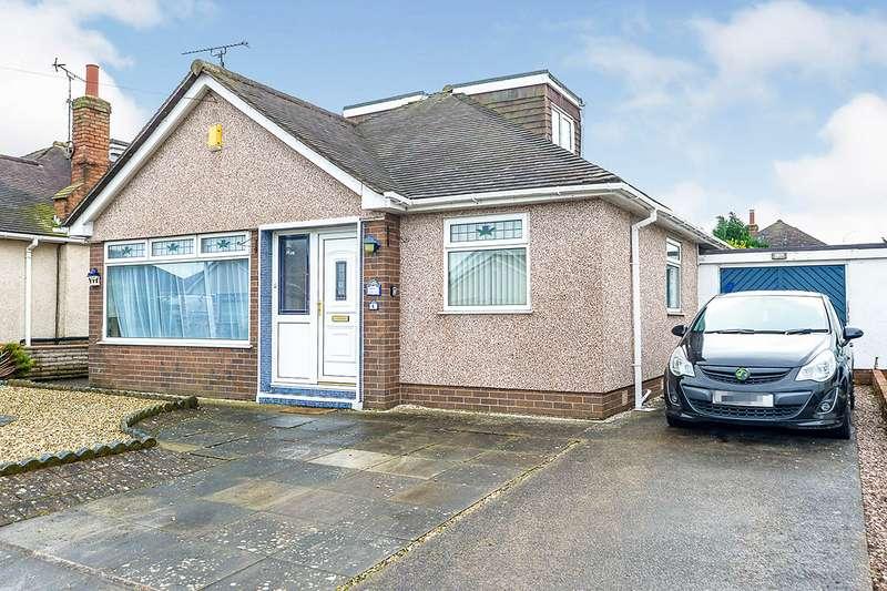 3 Bedrooms Detached Bungalow for sale in Ffordd Nant, Rhuddlan, Rhyl, Denbighshire, LL18