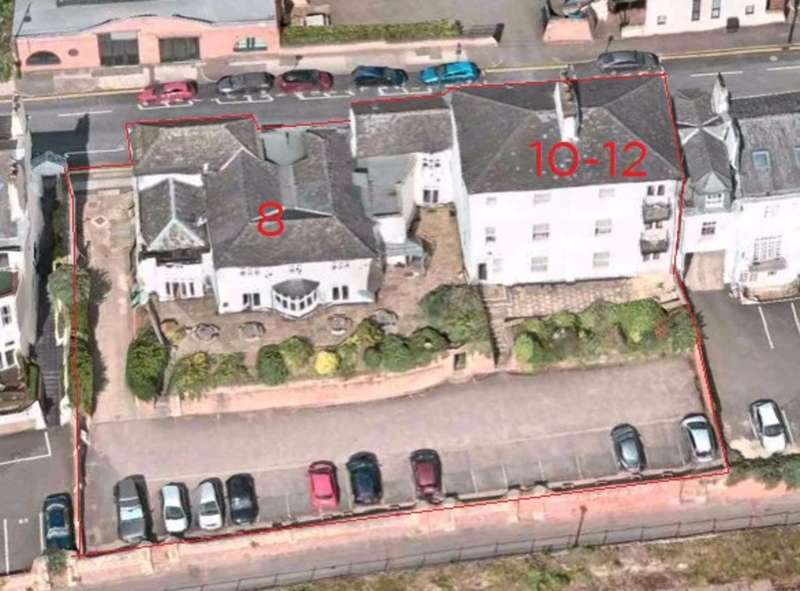 7 Bedrooms Detached House for sale in 8, 10, 12 The Ropewalk, NG1 5DY
