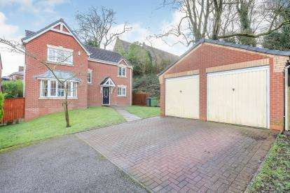 4 Bedrooms Detached House for sale in Hall Lane, Hurst Hill, Bilston, West Midlands