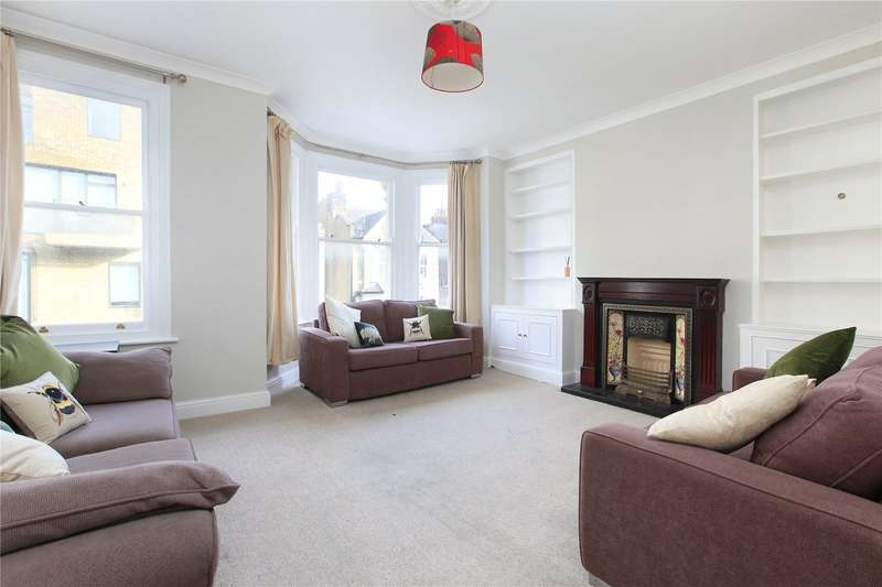 3 Bedrooms Flat for sale in Hafer Road, Battersea, London, SW11
