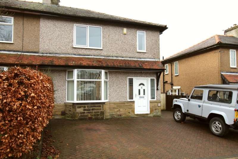 3 Bedrooms Semi Detached House for sale in Priestfield Avenue, Colne, BB8