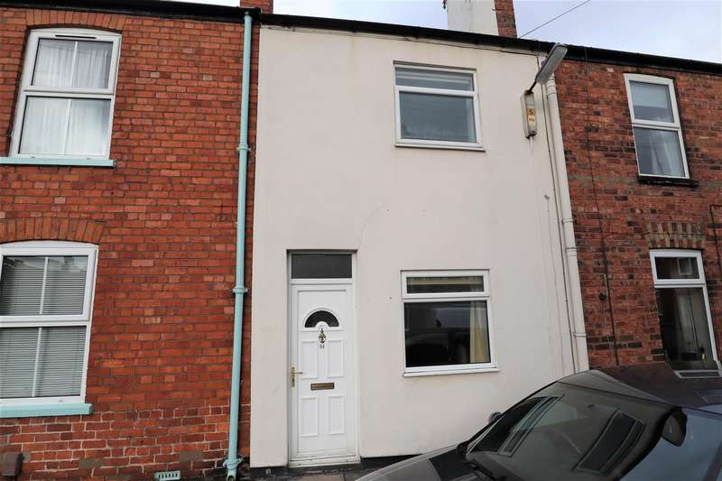 2 Bedrooms Terraced House for sale in Spital Street, Lincoln
