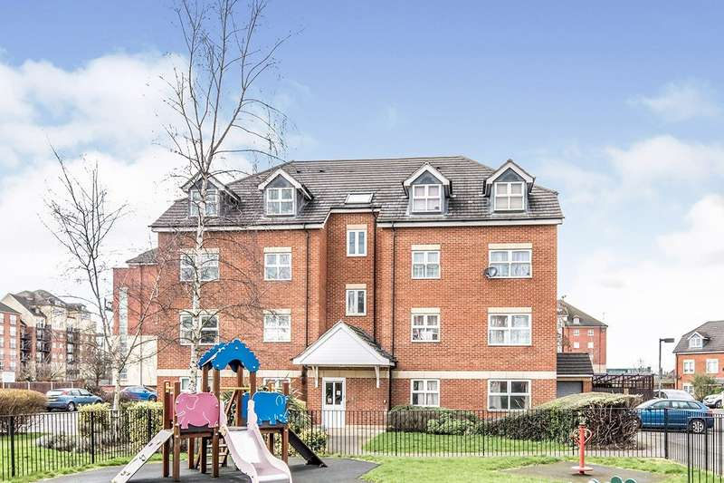 2 Bedrooms Apartment Flat for sale in Palgrave Road, Bedford, Bedfordshire, MK42