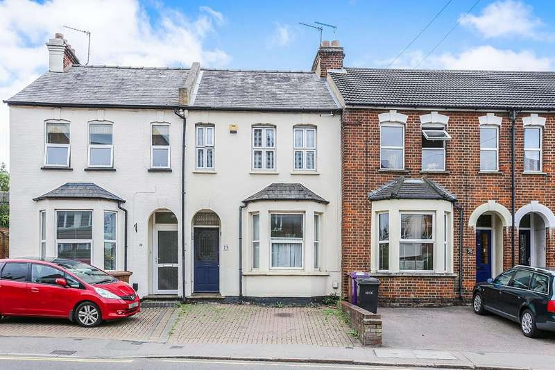 3 Bedrooms House for sale in Walsworth Road, Hitchin, Hertfordshire, SG4