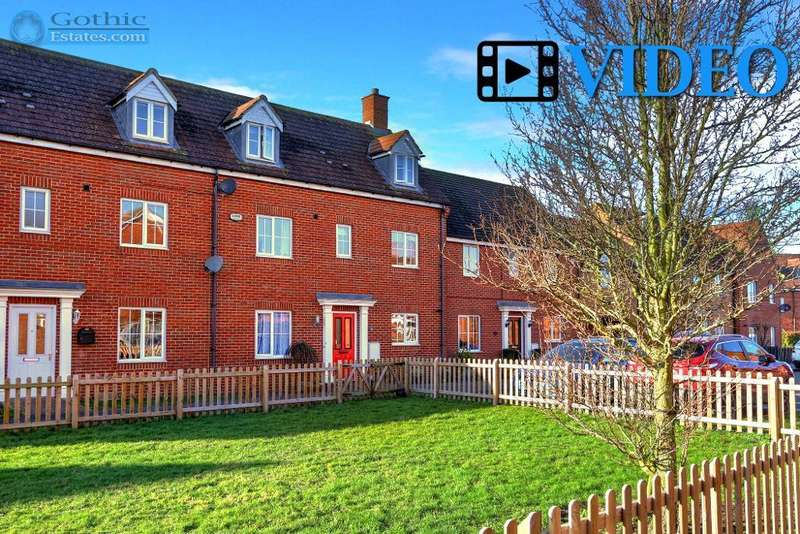 5 Bedrooms Town House for sale in St Johns Road, Arlesey, SG15 6ST