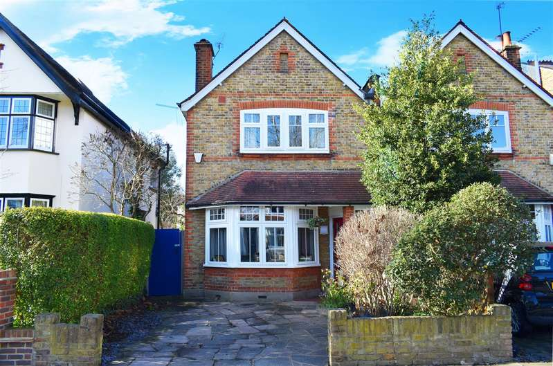 3 Bedrooms Semi Detached House for sale in Gloucester Road, Hampton