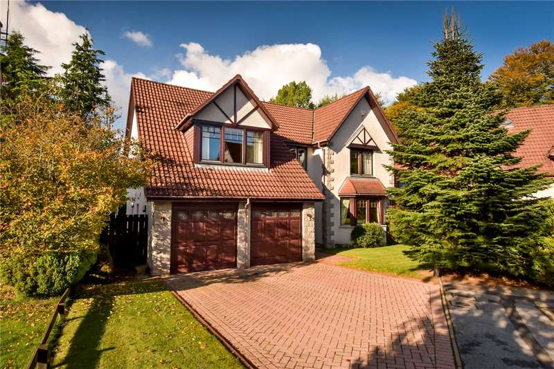 4 Bedrooms Detached House for sale in 5 Macaulay Gardens, Aberdeen, AB15