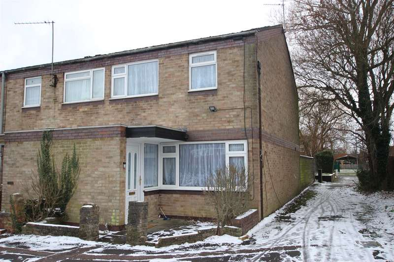 3 Bedrooms End Of Terrace House for sale in Trident Drive, Houghton Regis, Dunstable