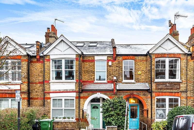 2 Bedrooms Maisonette Flat for sale in Emlyn Road, London, W12