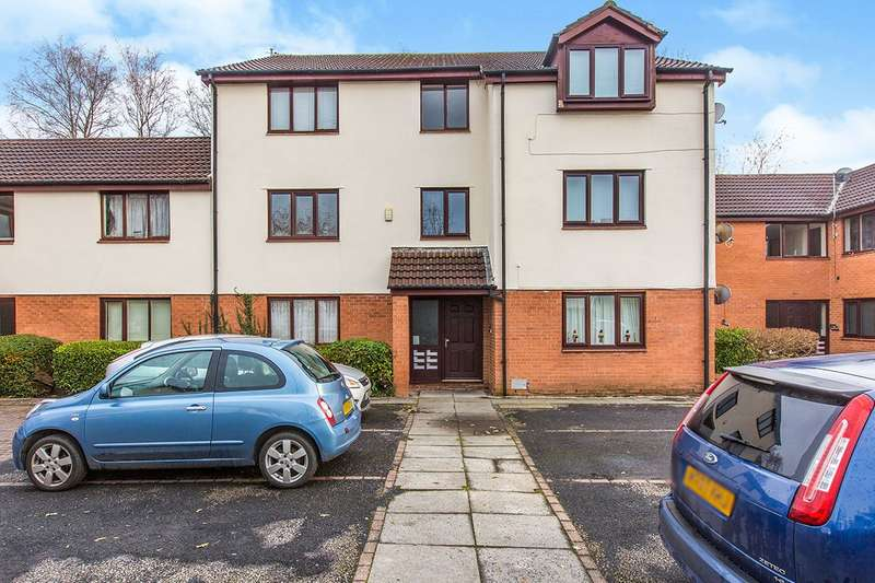 1 Bedroom Apartment Flat for sale in Golf View, Ingol, Preston, Lancashire, PR2
