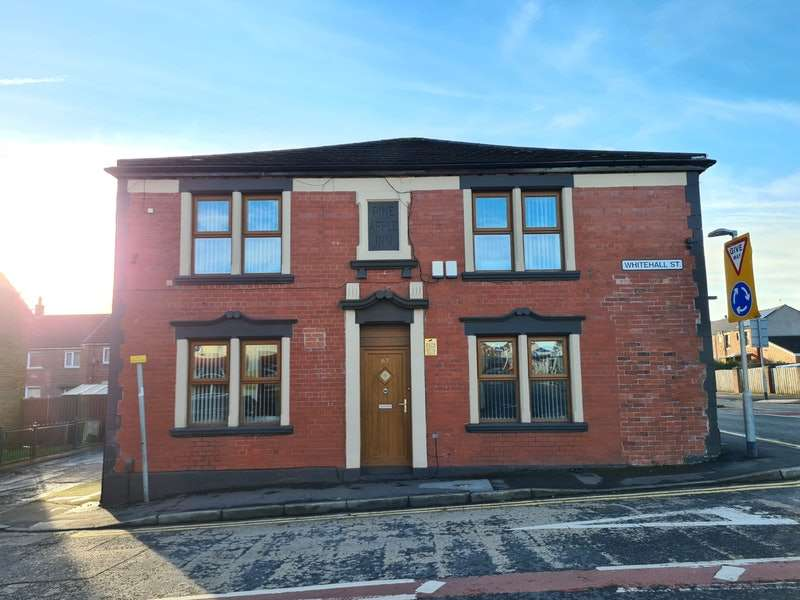 4 Bedrooms Detached House for sale in Whitehall Street, Rochdale, Greater Manchester, OL12