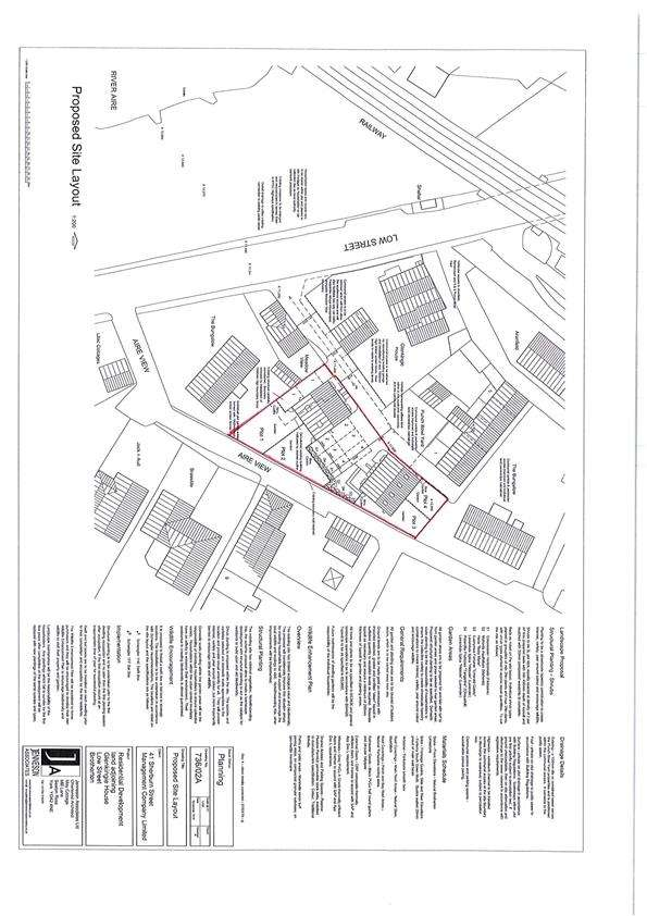 Land Commercial for sale in Low Street, Brotherton, Knottingley