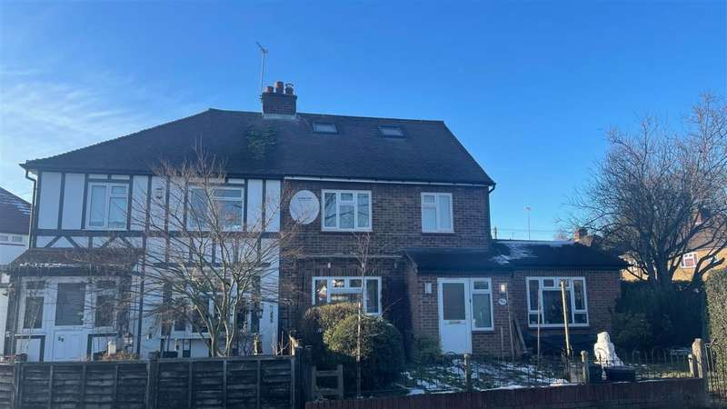 8 Bedrooms Semi Detached House for sale in Bromley Crescent, Ruislip
