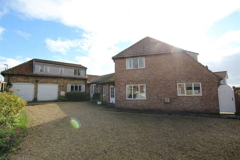 5 Bedrooms House for sale in Cliff Road, Sewerby, Bridlington