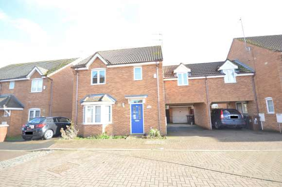 4 Bedrooms Detached House for sale in Watson Close
