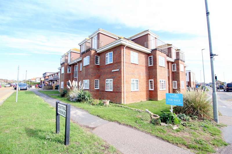 2 Bedrooms Apartment Flat for sale in Central Avenue, Peacehaven, BN10