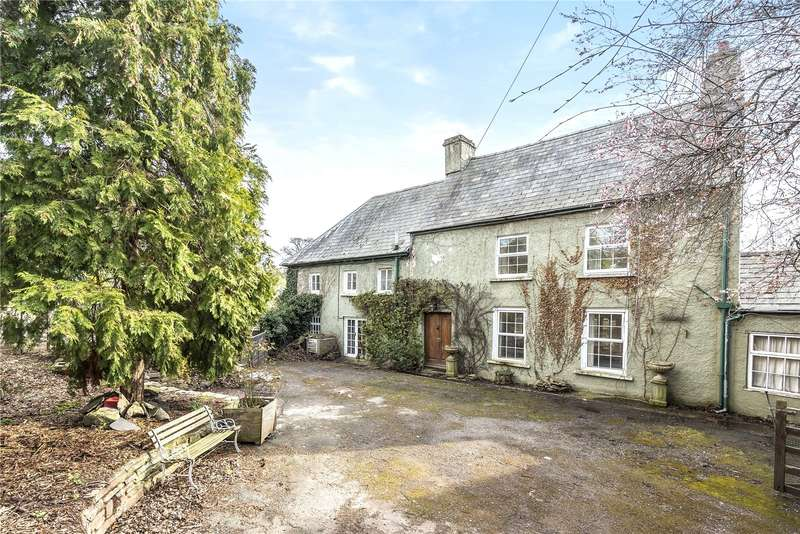 8 Bedrooms Link Detached House for sale in The Bank, Talgarth, Brecon, Powys, LD3 0BN