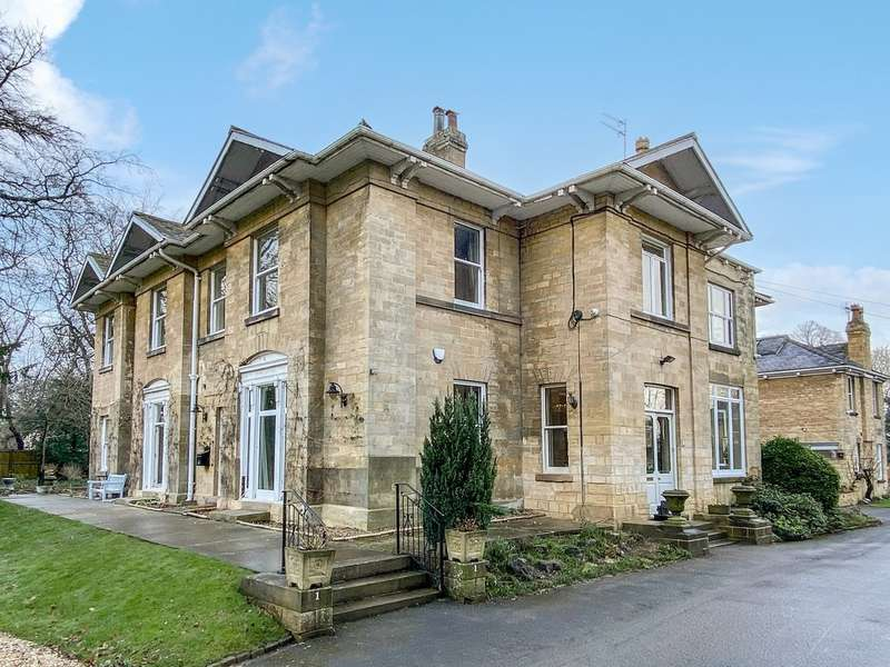 3 Bedrooms Flat for sale in High Street, Boston Spa, LS23