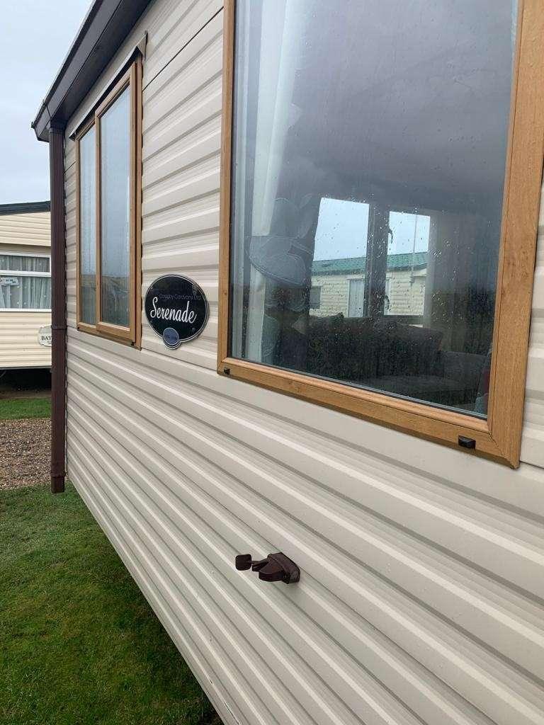 2 Bedrooms Caravan Mobile Home for sale in Caravan For Sale at Golden Beach Norfolk