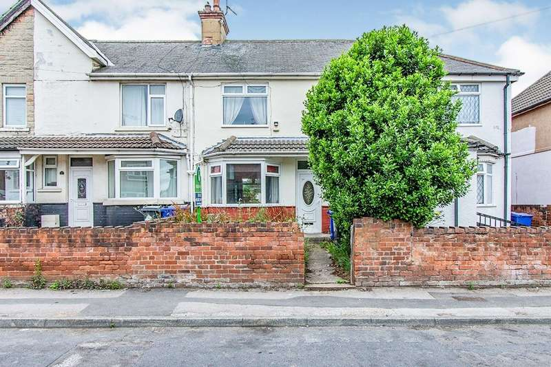 3 Bedrooms House for sale in Church Road, Edlington, Doncaster, DN12