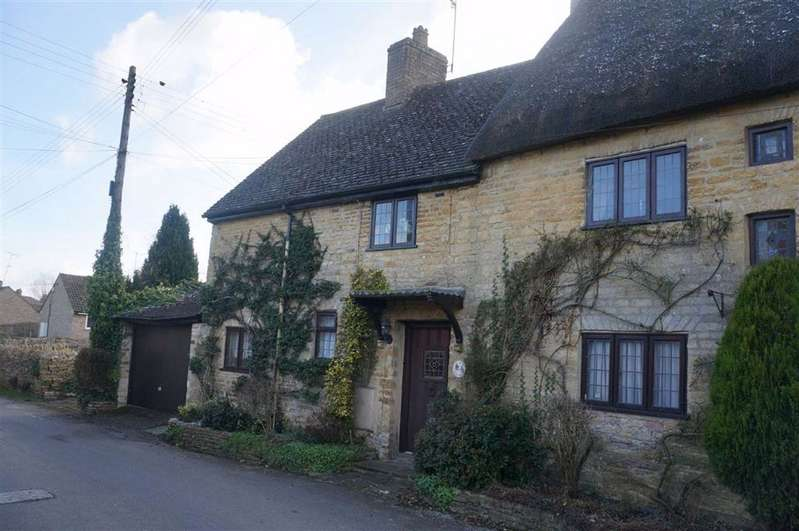 3 Bedrooms Cottage House for sale in East Street, Long Compton, Warwickshire