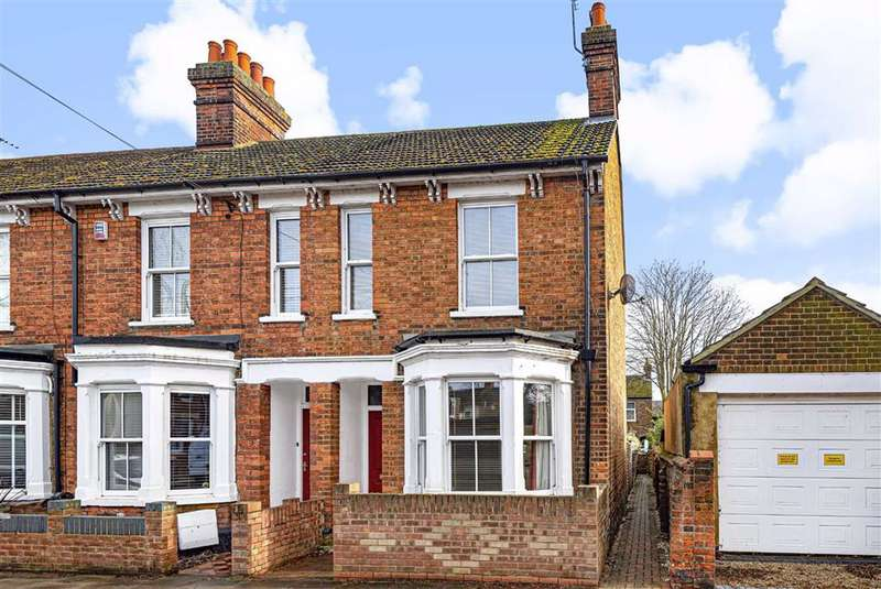 3 Bedrooms End Of Terrace House for sale in Dudley Street, Bedford