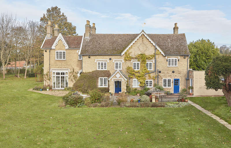 7 Bedrooms Detached House for sale in Freckenham, Suffolk