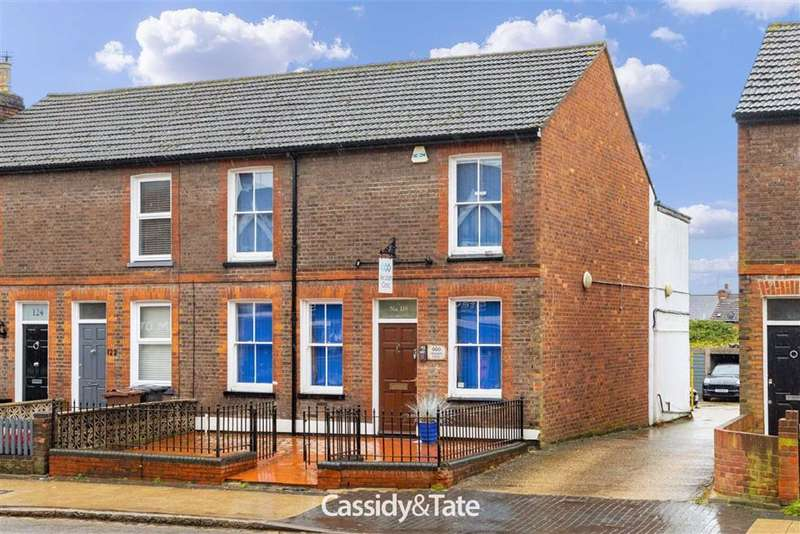 Property for sale in Victoria Street, St. Albans, Hertfordshire - AL1 3TG