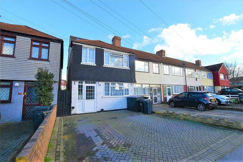5 Bedrooms Terraced House for sale in Stonecroft Way, Croydon