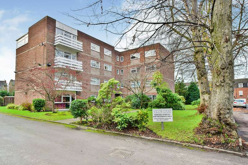2 Bedrooms Apartment Flat for sale in Willow Court, Willow Bank, Manchester, Greater Manchester, M14