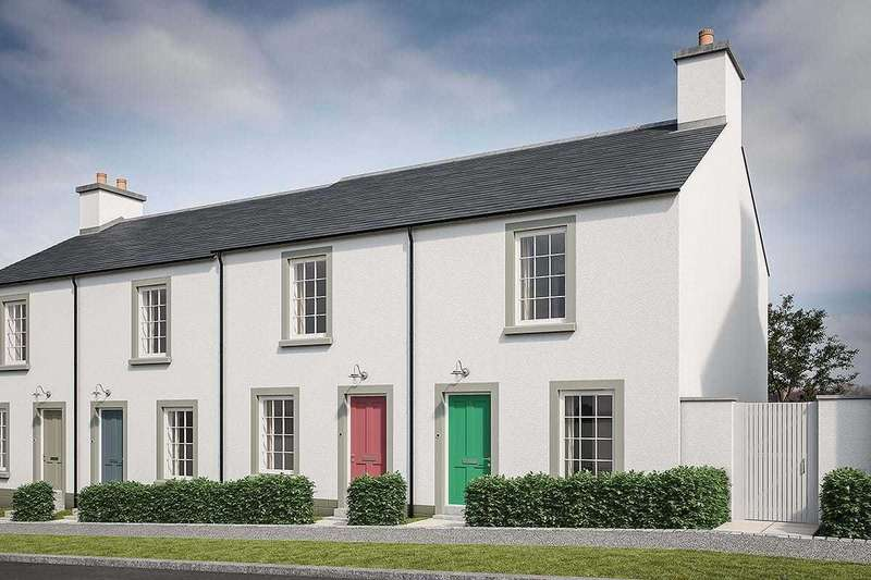 2 Bedrooms House for sale in Plot 11, Chapelton, AB39