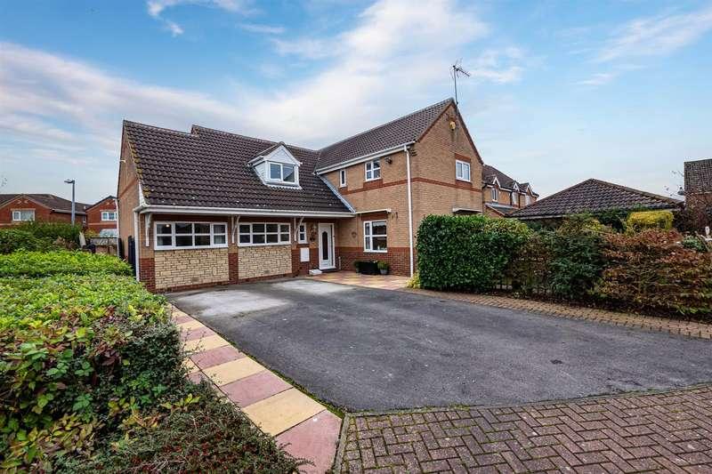 4 Bedrooms Detached House for sale in Cheyne Garth, Hornsea