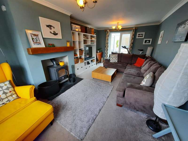 4 Bedrooms Semi Detached House for sale in Parkside, Crosby, Maryport
