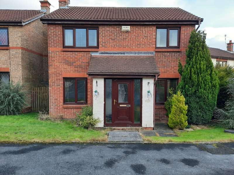3 Bedrooms Detached House for sale in Brafferton Close, Newton Aycliffe, County Durham, DL5
