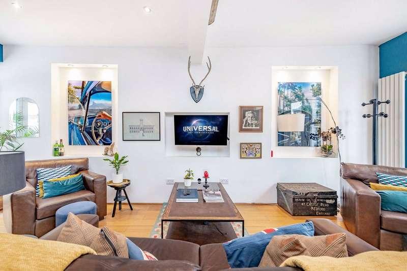 3 Bedrooms Terraced House for sale in Wickersley Road, London, LONDON, SW11